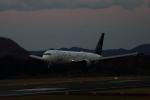 julyさんが、高松空港で撮影した全日空 767-381/ERの航空フォト(写真)
