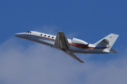 yabyanさんが、名古屋飛行場で撮影した朝日航洋 680 Citation Sovereignの航空フォト(写真)
