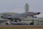 筑波のヘリ撮りさんが、茨城空港で撮影した航空自衛隊 F-4EJ Kai Phantom IIの航空フォト(写真)