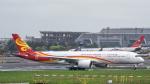 2wmさんが、台湾桃園国際空港で撮影した香港航空 A350-941XWBの航空フォト(写真)