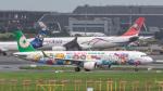 2wmさんが、台湾桃園国際空港で撮影したエバー航空 A321-211の航空フォト(写真)