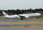 じーく。さんが、成田国際空港で撮影した日本航空 777-346/ERの航空フォト(写真)