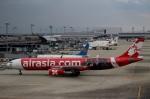 ハピネスさんが、関西国際空港で撮影したエアアジア・エックス A330-343Eの航空フォト(写真)