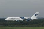 OS52さんが、成田国際空港で撮影したマレーシア航空 A380-841の航空フォト(写真)