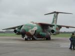 バンチャンさんが、茨城空港で撮影した航空自衛隊 C-1の航空フォト(写真)