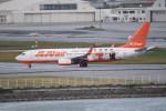 kumagorouさんが、那覇空港で撮影したチェジュ航空 737-8ASの航空フォト(写真)
