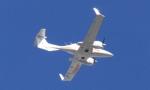 ぱぴぃさんが、名古屋飛行場で撮影した日本法人所有 DA42 TwinStarの航空フォト(写真)