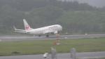 バンチャンさんが、青森空港で撮影したJALエクスプレス 737-846の航空フォト(写真)