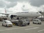バンチャンさんが、成田国際空港で撮影した日本航空 777-346/ERの航空フォト(写真)