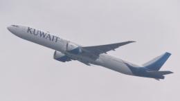 誘喜さんが、ロンドン・ヒースロー空港で撮影したクウェート航空 777-369/ERの航空フォト(写真)