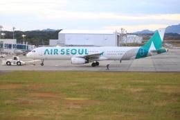 09RJNH27さんが、静岡空港で撮影したエアソウル A321-231の航空フォト(写真)