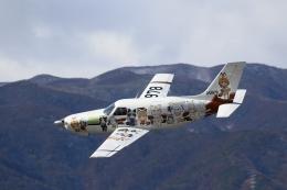 やまけんさんが、松本空港で撮影した日本個人所有 PA-46-310P Malibuの航空フォト(写真)