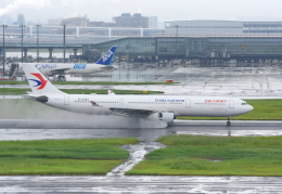 Dreamer-K'さんが、羽田空港で撮影した中国東方航空 A330-343Xの航空フォト(写真)