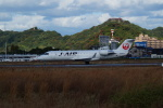 FRTさんが、松山空港で撮影したジェイ・エア CL-600-2B19 Regional Jet CRJ-200ERの航空フォト(飛行機 写真・画像)