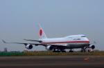 KAZKAZさんが、羽田空港で撮影した航空自衛隊 747-47Cの航空フォト(写真)