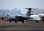 KAZKAZさんが、羽田空港で撮影したイタリア企業所有 CL-600-2B16 Challenger 650の航空フォト(写真)