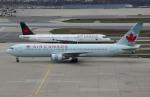 Willieさんが、トロント・ピアソン国際空港で撮影したエア・カナダ 767-375/ERの航空フォト(写真)