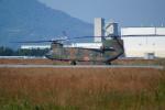 FRTさんが、松山空港で撮影した陸上自衛隊 CH-47Jの航空フォト(写真)