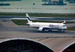 Euro Spotterさんが、香港国際空港で撮影したフィンエアー A350-941XWBの航空フォト(写真)