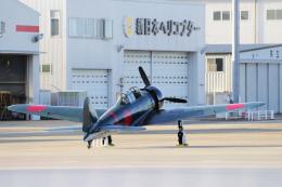 yabyanさんが、名古屋飛行場で撮影したゼロエンタープライズ Zero 22/A6M3の航空フォト(飛行機 写真・画像)
