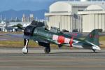 Joshuaさんが、名古屋飛行場で撮影したゼロエンタープライズ Zero 22/A6M3の航空フォト(写真)