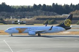 Espace77さんが、成田国際空港で撮影したMIATモンゴル航空 737-8SHの航空フォト(写真)