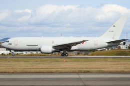 Wings Flapさんが、名古屋飛行場で撮影した航空自衛隊 KC-767J (767-2FK/ER)の航空フォト(写真)