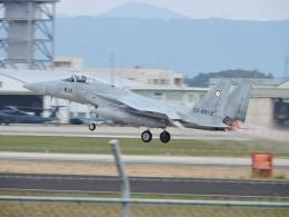 F.KAITOさんが、新田原基地で撮影した航空自衛隊 F-15J Eagleの航空フォト(写真)