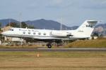 Wings Flapさんが、名古屋飛行場で撮影したダイヤモンド・エア・サービス G-1159 Gulfstream IIの航空フォト(写真)