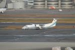 ジャンクさんが、羽田空港で撮影した海上保安庁 DHC-8-315 Dash 8の航空フォト(写真)