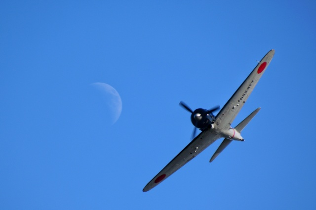 Mizuki24さんが、土浦駐屯地で撮影したゼロエンタープライズ Zero 22/A6M3の航空フォト(飛行機 写真・画像)