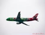 Euro Spotterさんが、香港国際空港で撮影したエアアジア A320-216の航空フォト(写真)