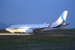 09RJNH27さんが、静岡空港で撮影したサムスン テックウィン アヴィエーション 737-7EG BBJの航空フォト(写真)
