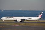 JA8037さんが、羽田空港で撮影したエールフランス航空 777-328/ERの航空フォト(写真)
