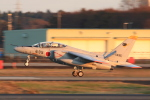 多楽さんが、茨城空港で撮影した航空自衛隊 T-4の航空フォト(写真)