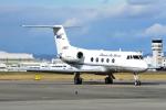 Joshuaさんが、名古屋飛行場で撮影したダイヤモンド・エア・サービス G-1159 Gulfstream IIの航空フォト(写真)