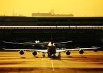 タミーさんが、羽田空港で撮影したルフトハンザドイツ航空 747-830の航空フォト(写真)
