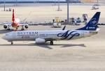 あしゅーさんが、中部国際空港で撮影した中国東方航空 737-89Pの航空フォト(写真)