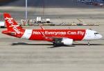 あしゅーさんが、中部国際空港で撮影したエアアジア・ジャパン A320-216の航空フォト(飛行機 写真・画像)