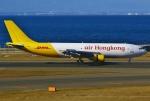 あしゅーさんが、中部国際空港で撮影したエアー・ホンコン A300B4-622R(F)の航空フォト(飛行機 写真・画像)