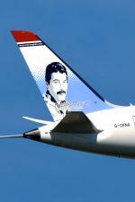まいけるさんが、スワンナプーム国際空港で撮影したノルウェー・エアUK 787-9の航空フォト(写真)