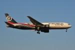 ぼんやりしまちゃんさんが、北京首都国際空港で撮影したSF エアラインズ 767-338/ER-BCFの航空フォト(写真)