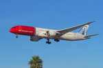 LAX Spotterさんが、ロサンゼルス国際空港で撮影したノルウェー・エアシャトル・ロングホール 787-9の航空フォト(写真)