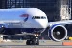 多楽さんが、成田国際空港で撮影したブリティッシュ・エアウェイズ 777-336/ERの航空フォト(写真)