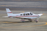 yabyanさんが、名古屋飛行場で撮影した日本法人所有 PA-28-161 Warrior IIの航空フォト(飛行機 写真・画像)