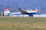 Nao0407さんが、松本空港で撮影した日本個人所有 SF-25C Falkeの航空フォト(写真)