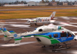 自由猫さんが、福井空港で撮影した福井県防災航空隊 BK117C-2の航空フォト(写真)