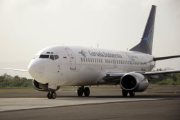 planetさんが、アジスチプト国際空港で撮影したガルーダ・インドネシア航空 737-3U3の航空フォト(飛行機 写真・画像)