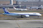 いっとくさんが、羽田空港で撮影した全日空 787-9の航空フォト(写真)