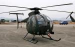 asuto_fさんが、築城基地で撮影した陸上自衛隊 OH-6Dの航空フォト(写真)